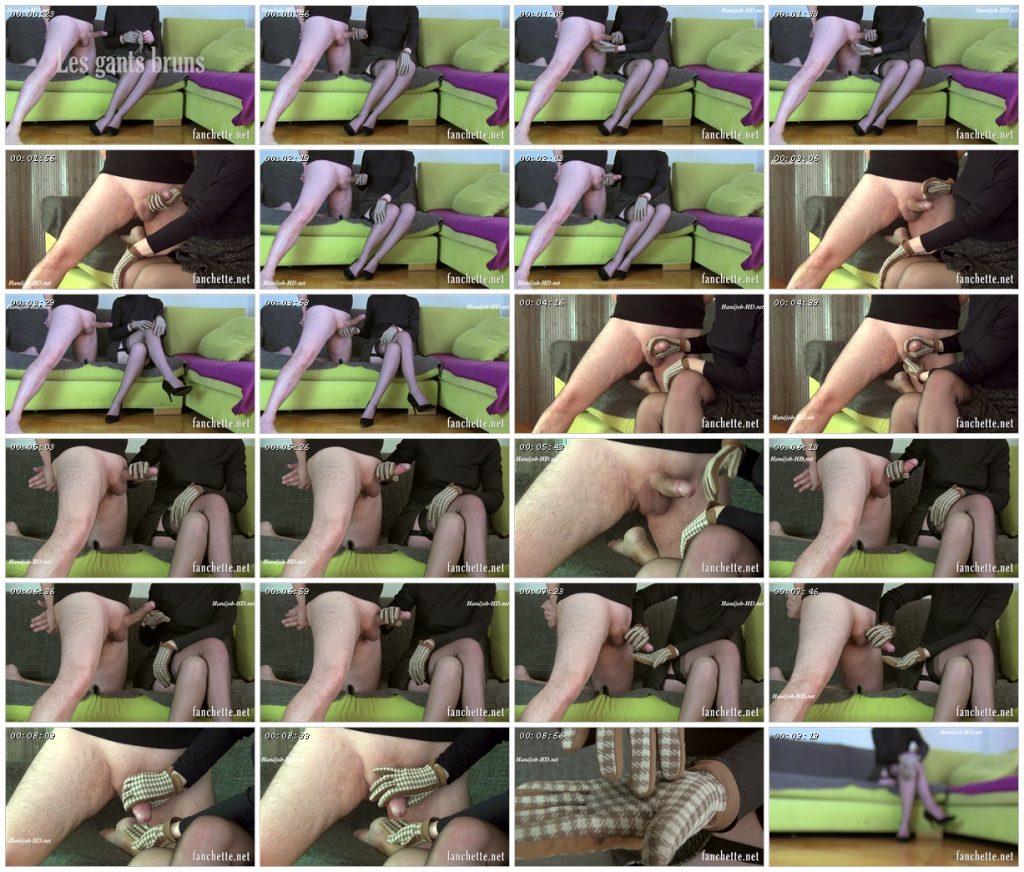 Les gants bruns - Chronicles of Mlle Fanchette_scrlist