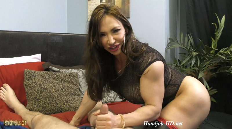 Losing Your Life, Cum, And Balls – Muscular Fitness Milf Brandi Mae – Women on Top – of men