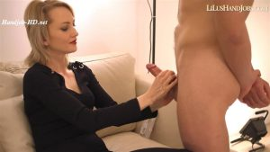 Teasing and Unexpected Facial HandJob – I JERK OFF 100 Strangers hommme HJ – Lilu
