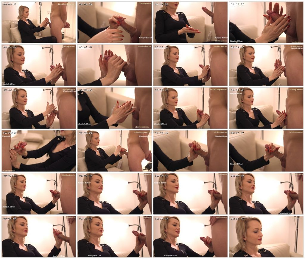 Teasing and Unexpected Facial HandJob - I JERK OFF 100 Strangers hommme HJ - Lilu_scrlist