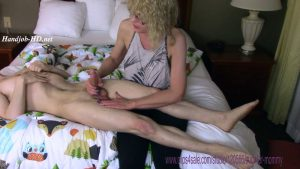 Bad Little Boys Get Spanked and Jerked Off – Cum for Mommy