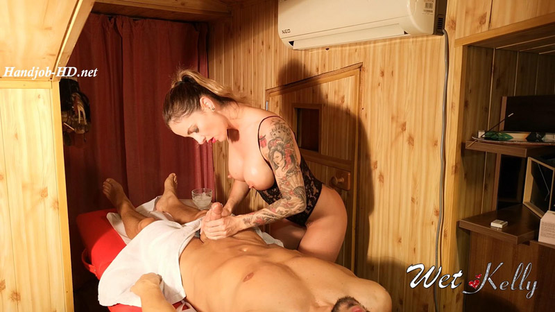 Erotic massage with happy ending - Wet Kelly