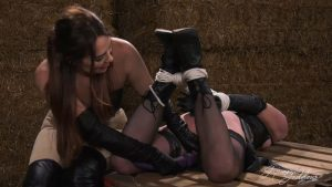 Hogtied and Ruined – Goddess Gynarchy