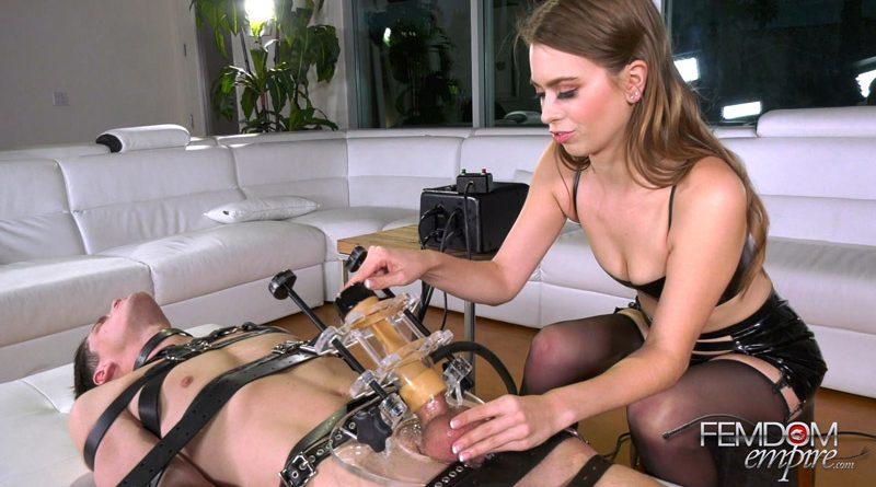No Choice Orgasm – Femdom Empire – Jill Kassidy