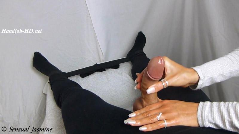 Sensual Jasmine - Lingam Massage #4
