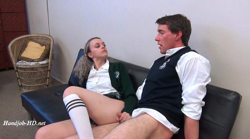 Sperm On My Leg!!! – JERKY GIRLS