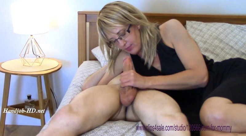 Taking Advantage of My Son's Trust – Cum for Mommy