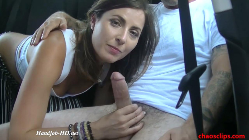 Helena Price Sucking Cock in a Backseat – Kyle Chaos