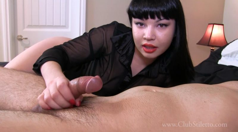 I Need His Cock In My Pussy – Club Stiletto – Miss Raevyn