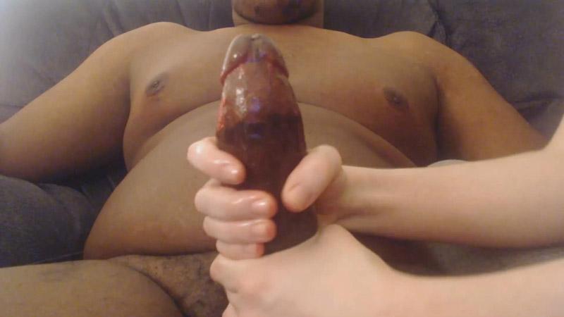 Turning You Into A Black Bull Cum Slave – JungleFever69X