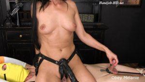 Bondage Heroes Sperm Extraction – Obey Melanie