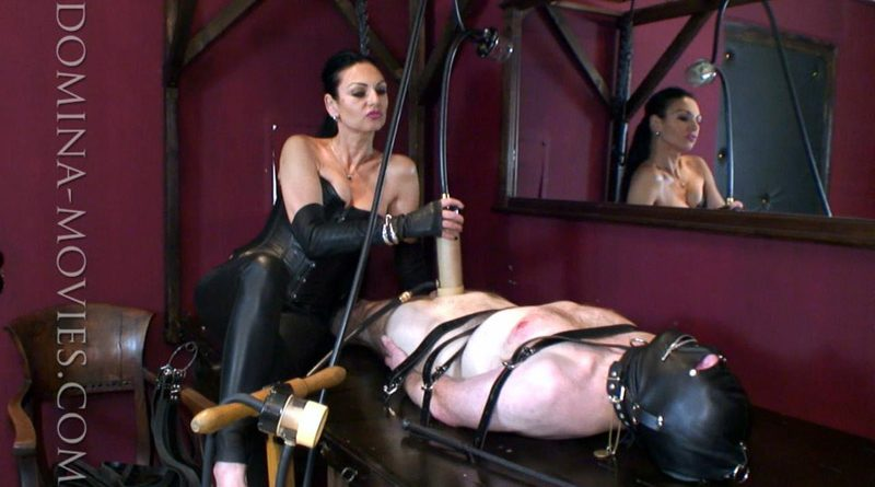 Mr Butler in Trouble – Chapter Six The Finale – Madame Catarina – Cruelest Beauty