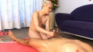 Young blonde student nice nuru massage – SEXplorer007
