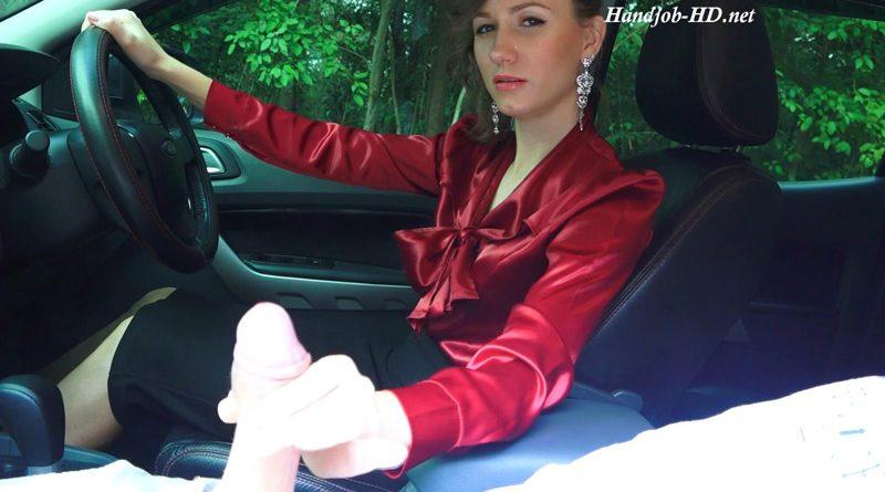 309 The real car punishment II – Angel The Dreamgirl