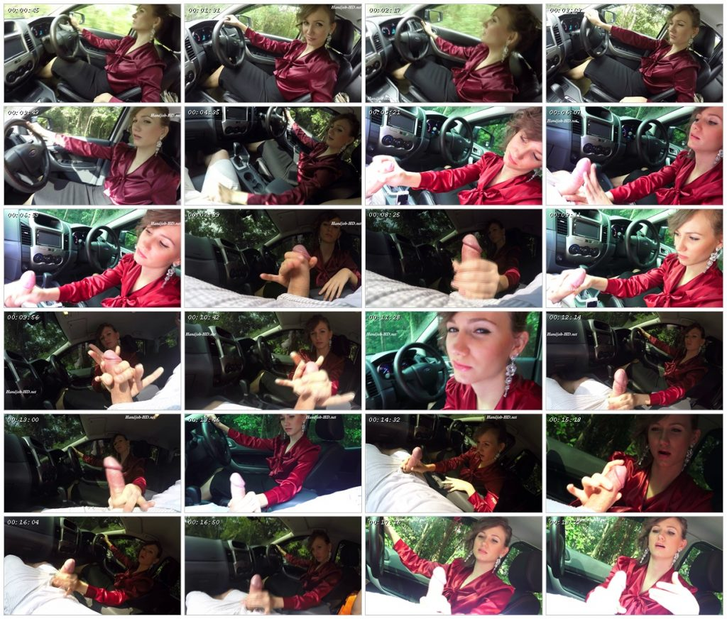 309 The real car punishment II - Angel The Dreamgirl_scrlist