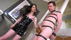 Hands Free Orgasm – Femdom Empire – Evelyn Claire