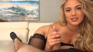Helpless Hard Cock – Orgasm Abuse – Nika Venom