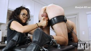 Milked, Busted, and Fed – An Li's Ass Emporium