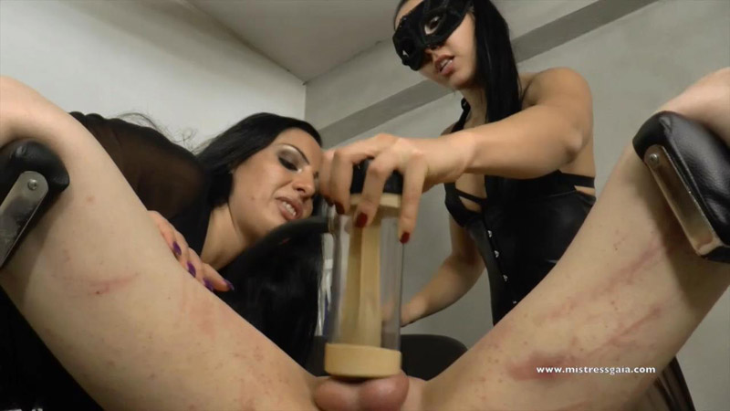 Mistress Gaia - Small Penis