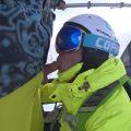 Public blowjob in the ski lift – Mia Bandini