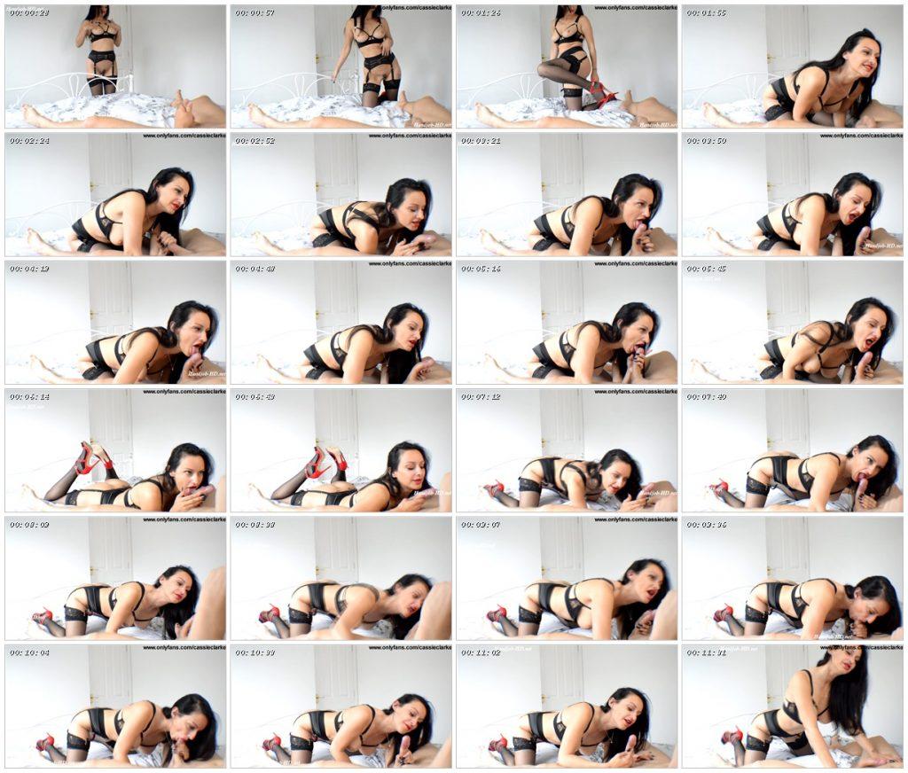 Cassie Clarke Licks Like A Champion Bonus Clip_scrlist