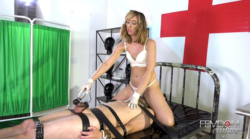 Drained Chastity Experiments – Femdom Empire – Daphne Dare