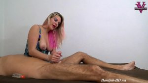 Happy ending massage from Vicky – Vickys Fetish Fun