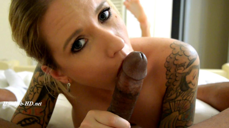 Morning Blowjob by hot roommate – Got Milked Studios