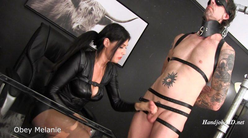 Orgasm Evaluation – Obey Melanie