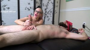 Tickle torment handjob – Naughty Vicky Vixxx