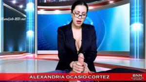 AOC's LIVE Handjob – Jerky Sluts – Cassandra Cain