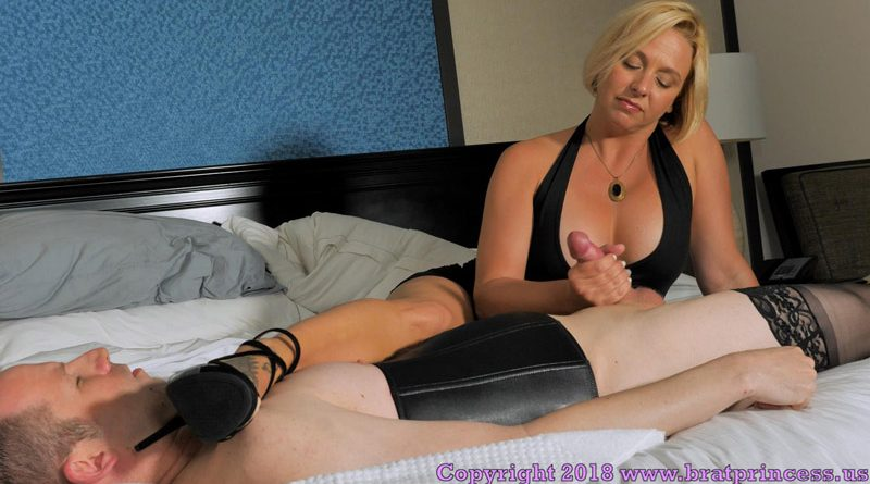 Brianna – Mother Milks Sissy Son – Brat Princess 2