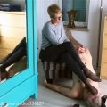 Feet in Face Handjob 2 – Triple F Addiction