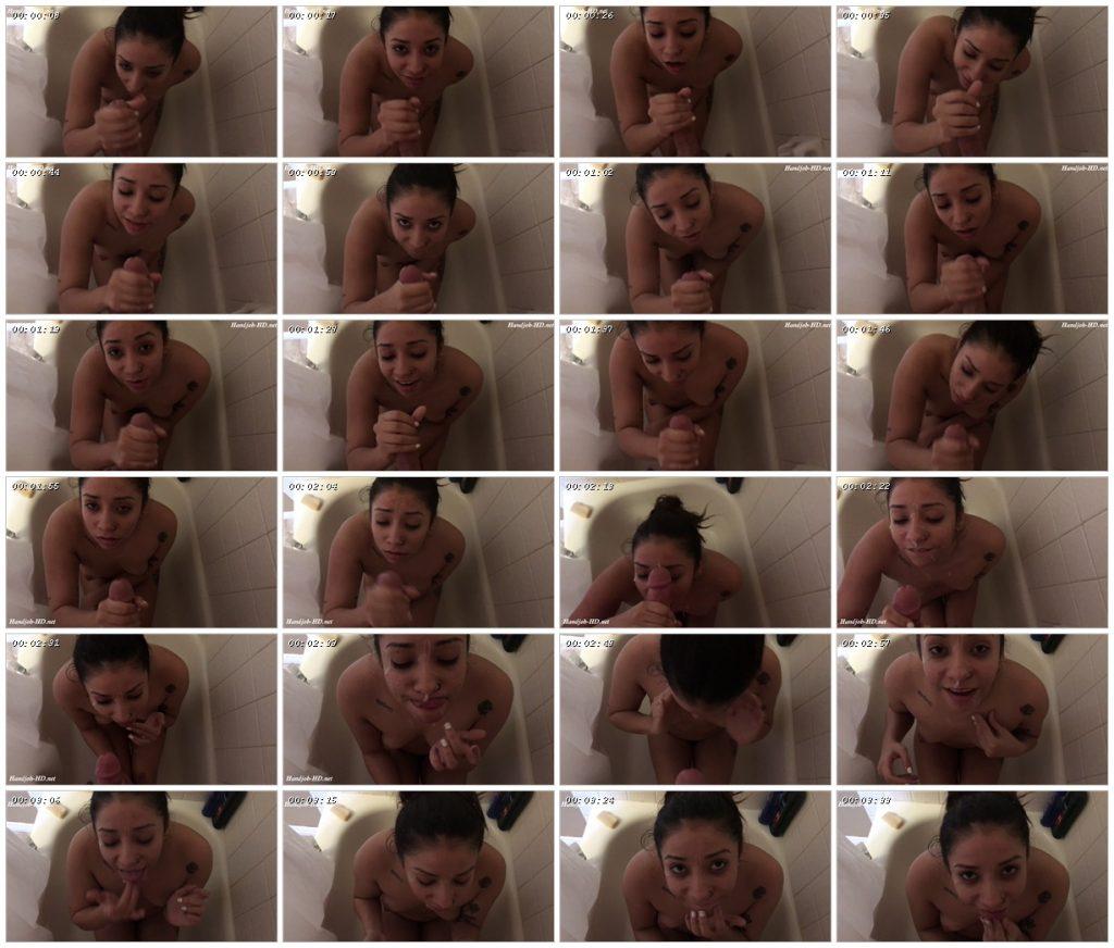 Shower Handjob – Tiny Stazia_scrlist