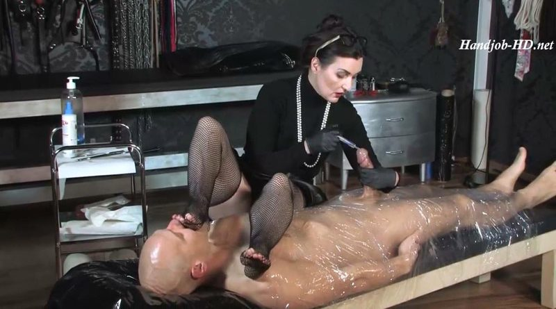 Sounding game! Stretch the cock hole extreme! – Lady Victoria Valente