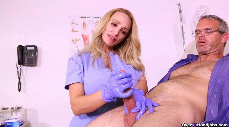 Viagra Overdose – Nurse Billi Bardot – Over 40 Handjobs