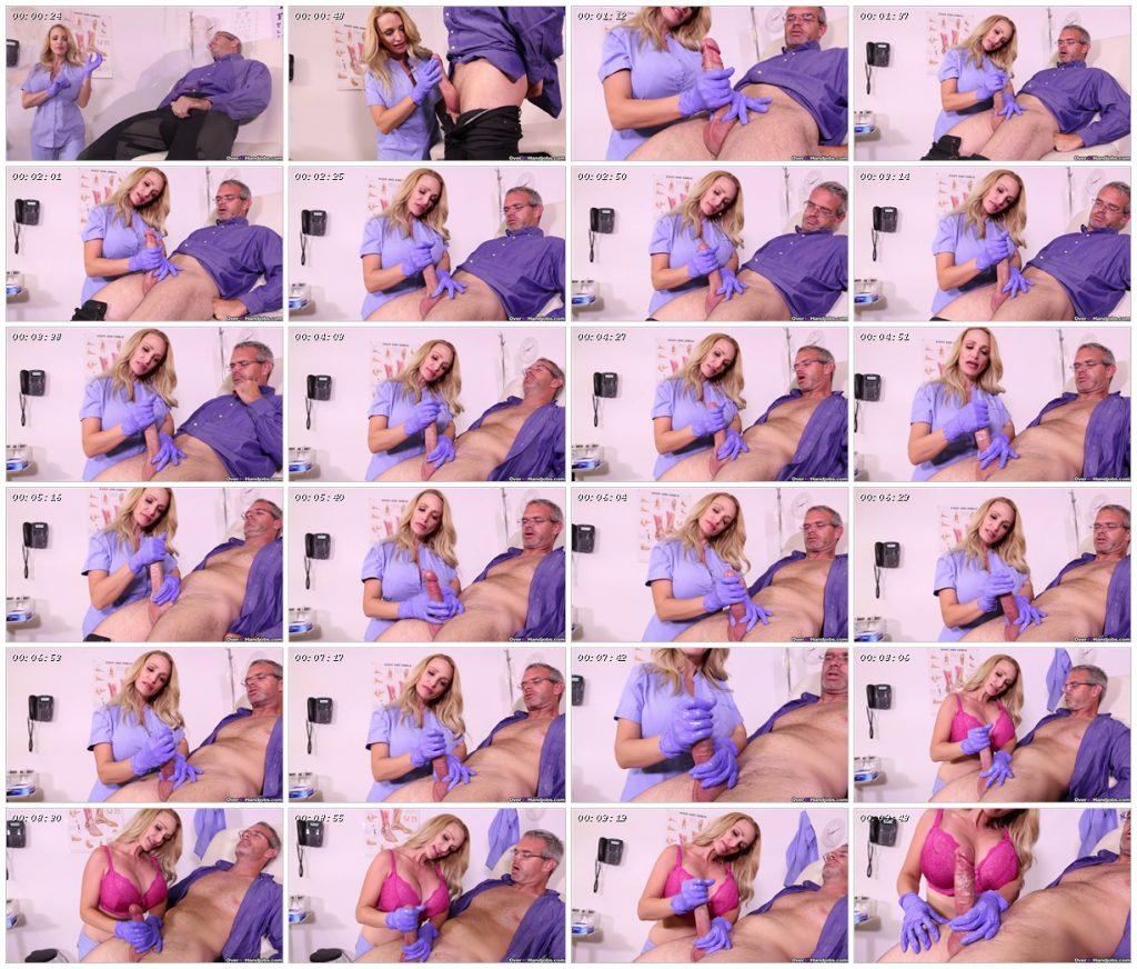 Viagra Overdose – Nurse Billi Bardot – Over 40 Handjobs_scrlist