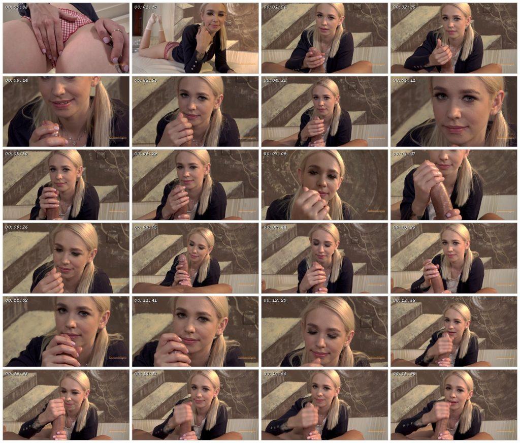 Cum with my hands Daddy! - Kathia Nobili Girls_scrlist