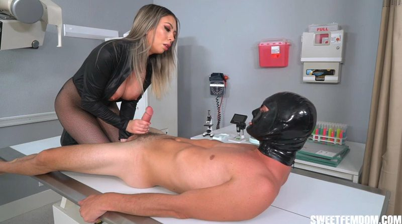 Edging Experiments with Kat Dior – She Owns Your Manhood