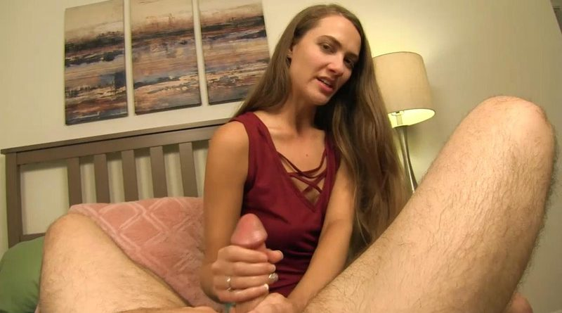 Sister in law thanks you with a handjob – Taboo POV – Samantha Hayes