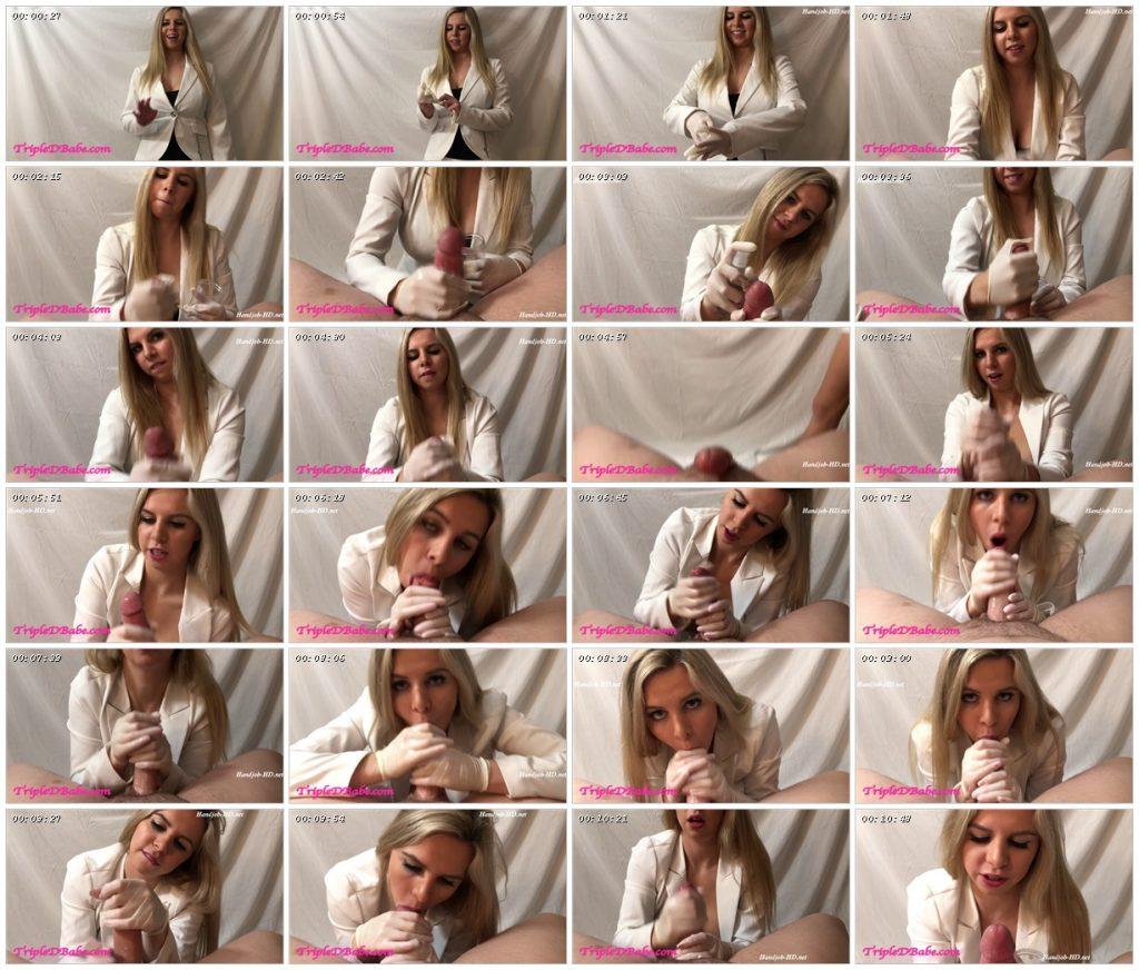 Sperm Bank Samantha Lends A Hand – TripleDBabe_scrlist