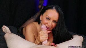 Brenda Boobies POV Handjob – Over 40 Handjobs