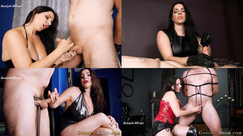 Coerced Orgasm Compilation - Alexandra Snow