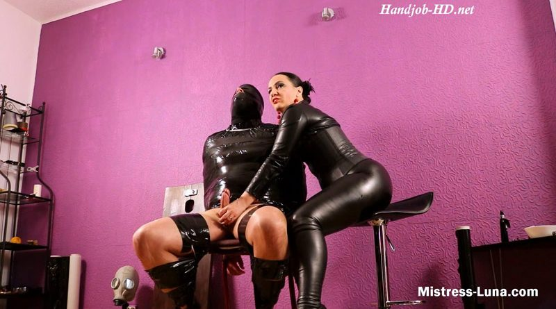 Edging marathon – Mistress Luna
