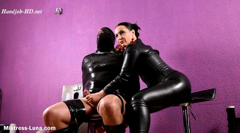 I only need your sperm – Mistress Luna
