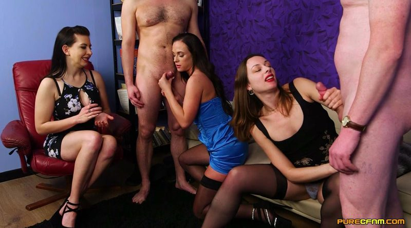 Mail Order Husbands – Pure CFNM – Abigail Angel, Tindra Frost, Vinna Reed