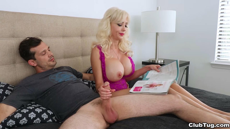 Reluctant Cock Milking – Club Tug – Victoria Lobov