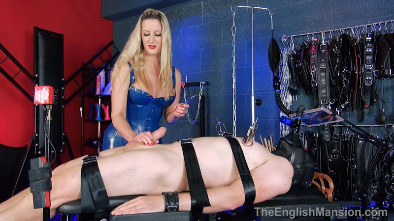 Screen Of Your Torment – The English Mansion – Mistress Nikki