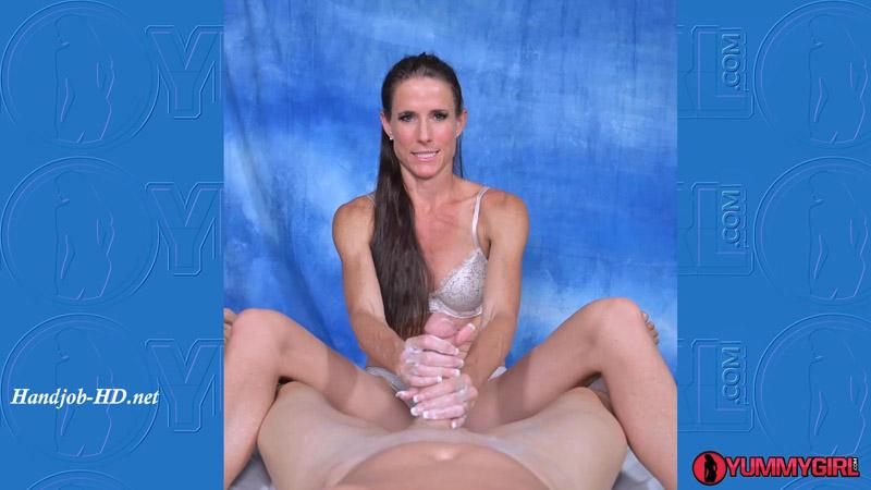 Sloppy Lotion Hand Job HD – Sofie Marie