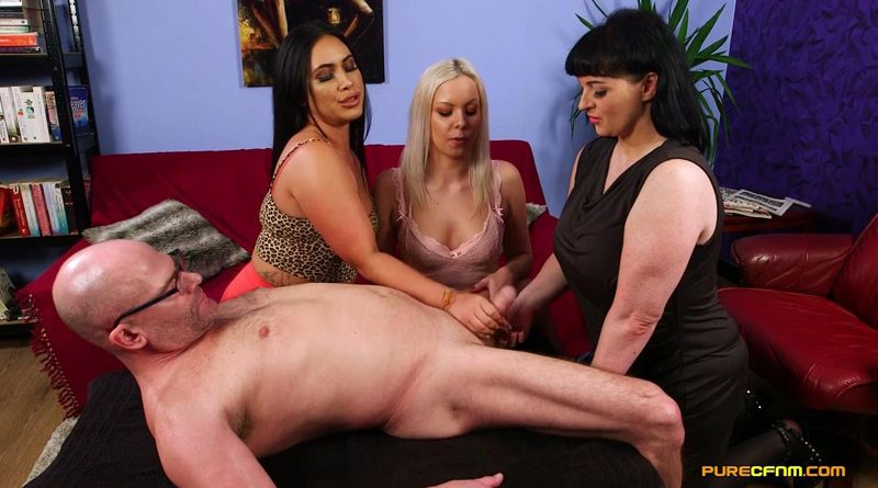 Strict Boarding House – Pure CFNM – Devon Breeze, Hannah Shaw, Julia Parker